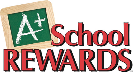 M.S. Giant A+ School Rewards begins 9/6/19