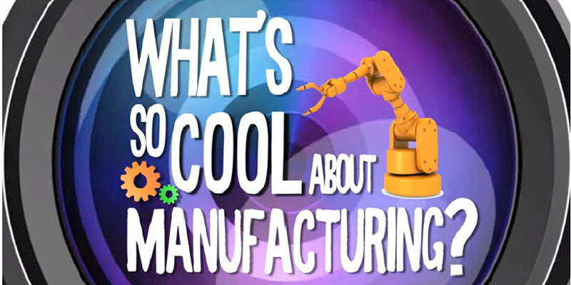 What's So Cool About Manufacturing - Last day to vote is Feb. 23